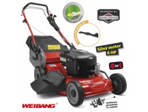WEIBANG WB 506 SBV 6in1 RED LINE