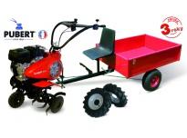 """Akční set PUBERT VARIO 55P C3 + kola 8"""" + vozík"""
