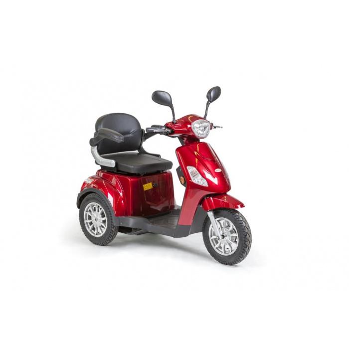 SELVO 3500.6 - tříkolový elektrický vozík