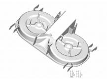 Kryt nožů Starjet NJ