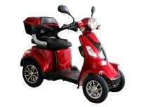 SELVO 41000 - čtyřkolový elektrický vozík
