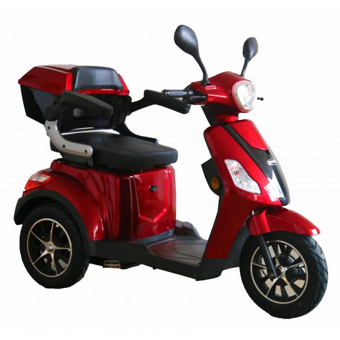 SELVO 31000Li - elektrická tříkolka s vyjímatelnou lithiovou baterií