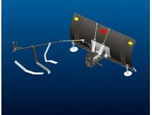 Radlice 120 cm KOMFORT pro univerzální závěs Starjet UJ