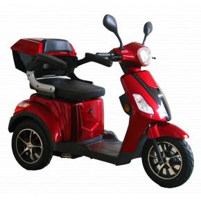 SELVO 31000 - tříkolový elektrický vozík